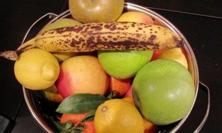 COmpote de fruits frais.