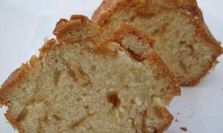 Cake aux poires !