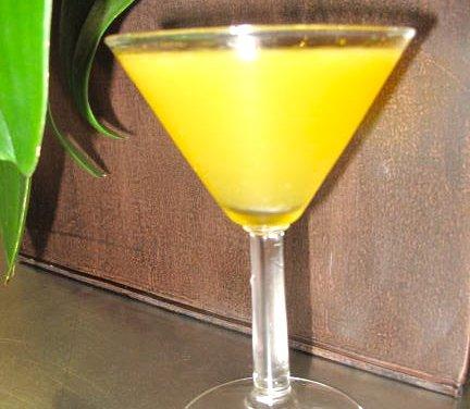 Le Paradise-le cocktail de ce vendredi !
