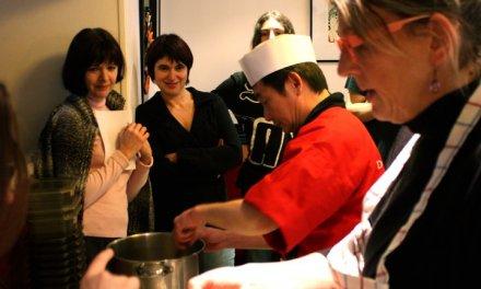 Riz japonais pour sushis et makis.