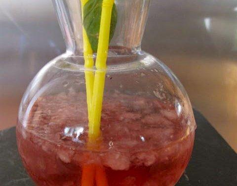 Kusmi Tea Concours de cocktail.