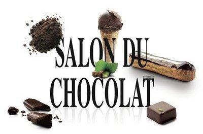 Salon du Chocolat – places à gagner.