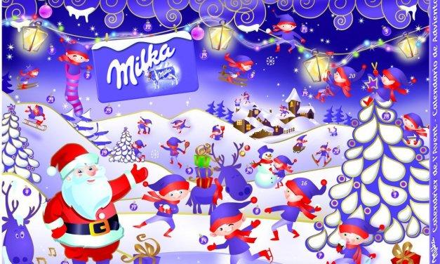 Jeu culinaire pour Milka