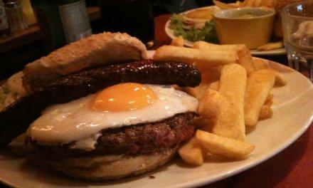 Plan d'étudiant pour Hamburger !