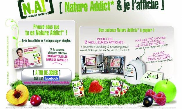 Nature Addict ! et vous ?