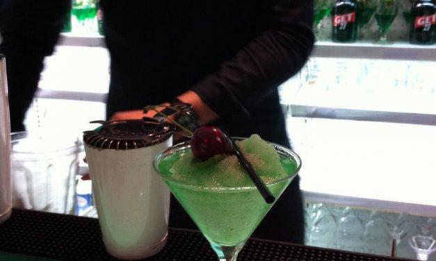 Le Granity Get – un cocktail mentholé