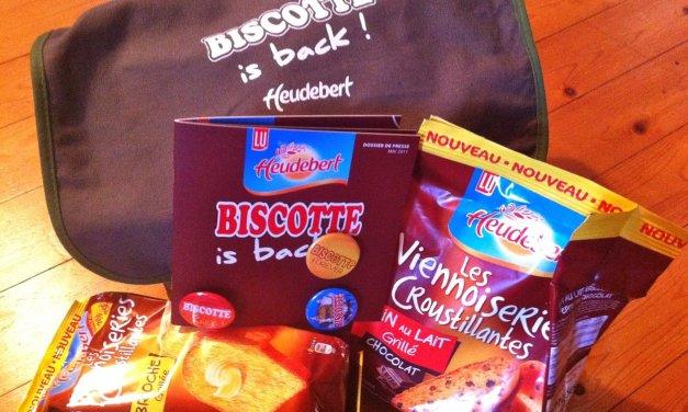 Biscotte is back ! Deux besaces à vous offrir.