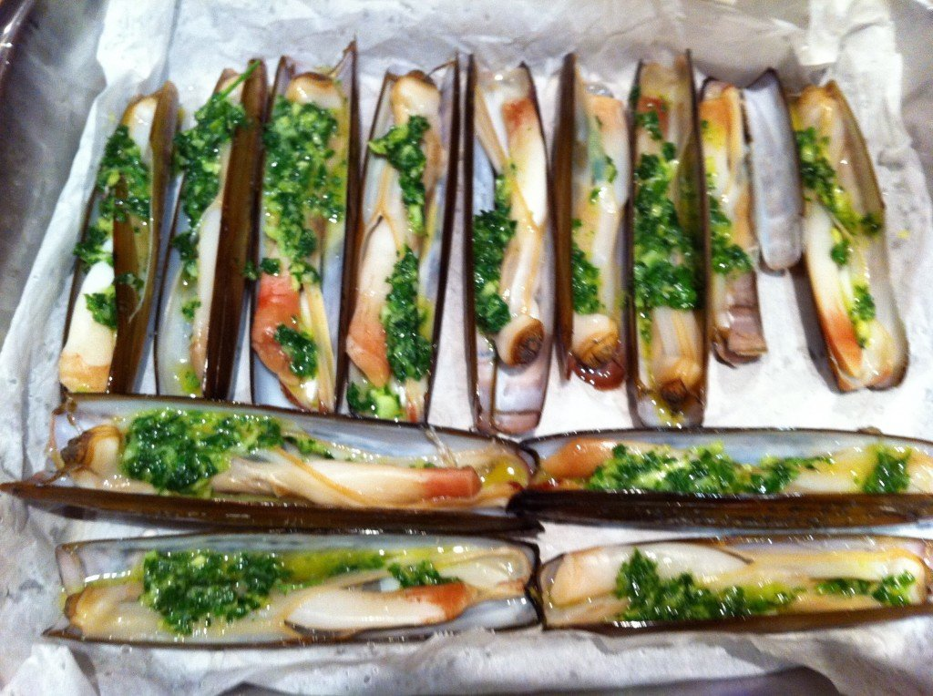 Couteaux Persillés AnneHélène - Cuisiner couteaux
