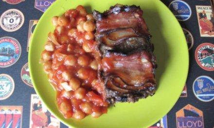 Pain de viande hachée & Jamie Oliver