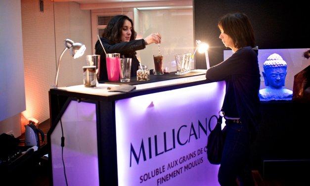 Millicano oh la la ! Cocktail au café.