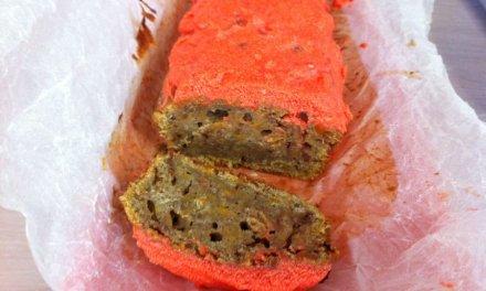 Gâteau fait maison / carrot cake.
