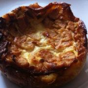 far breton aux pommes - far breton