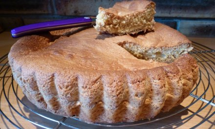 Gâteau du dimanche / génoise légère