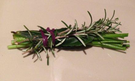 Bouquet garni :  pourquoi et comment ?