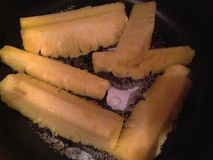 caramélisation du sucre