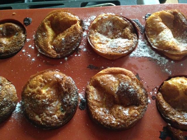 Far breton pour café gourmand