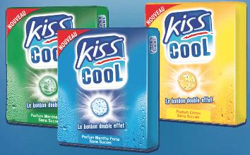 Jeu culinaire Kiss Cool.