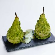poires au gorgonzola