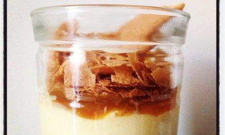 pots de crème à la vanille