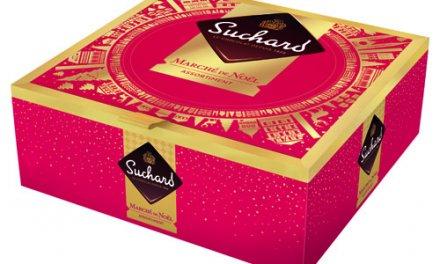 Des chocolats Suchard à vous offrir !