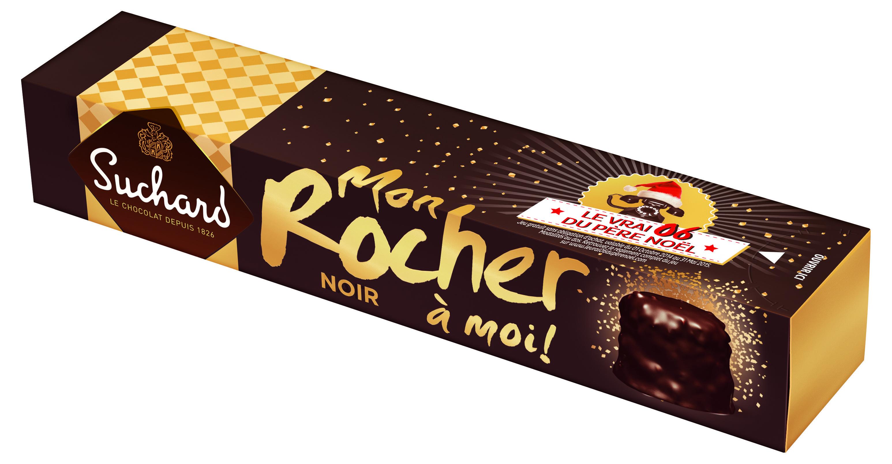 Suchard chocolat noir
