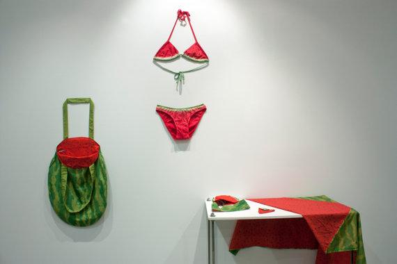 bikini pastèque