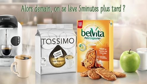 Tassimo Belvita