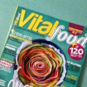 Vitalfood magazine culinaire
