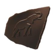 Carré de chocolat Côte d'Or