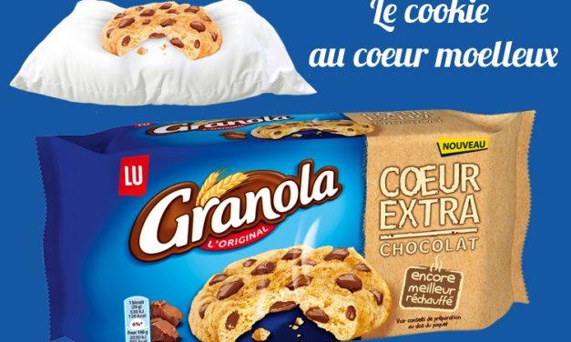 Y a du moelleux dans mon cookie GRANOLA  (jeu inside)