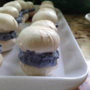 macaron de champignon