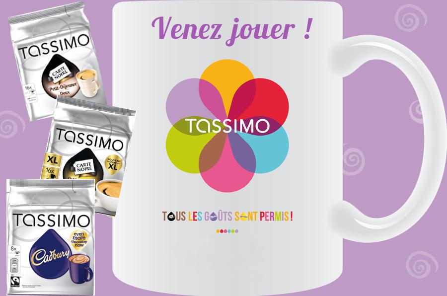 jeu Tassimo
