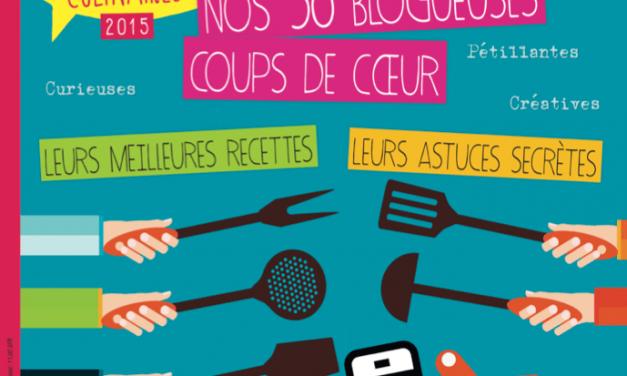 SAVEURS / spécials blogs culinaires.