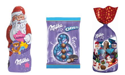 Des chocolats à vous offrir.