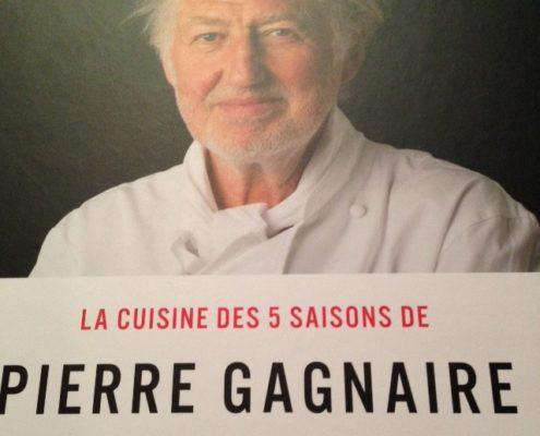 Pierre gagnaire la cuisine des 5 saisons