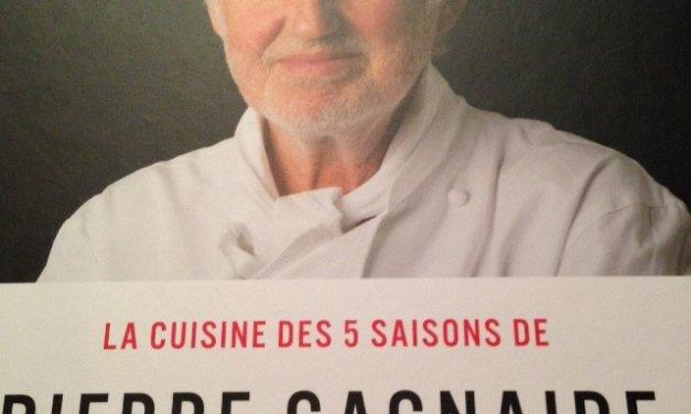La cuisine des 5 saisons P.GAGNAIRE