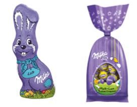 chocolat PÂQUES Milka