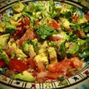 Salade d'été légumes
