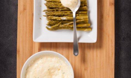 Sauce  pour asperges ou autres légumes