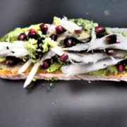 bruschetta de poisson