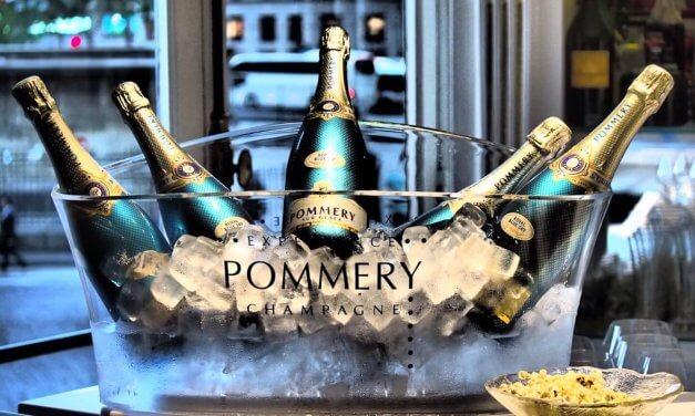 Royal Blue Sky – POMMERY – Champagne