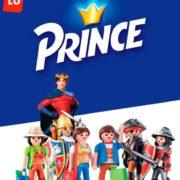 playmobil et Prince de LU