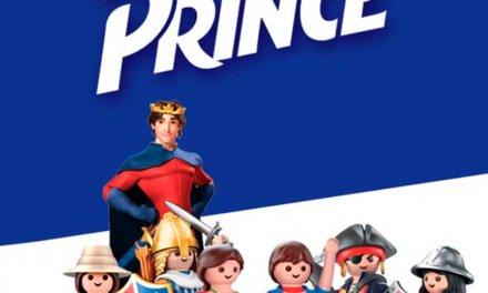 Jeu Prince de LU ET Playmobil