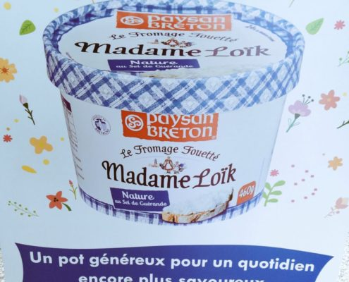 fromage fouetté madame Loik