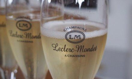 visite chez les vignerons Leclerc-mondet