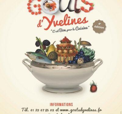 Goûts d'Yvelines, balades gourmandes.