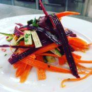 carotte en salade