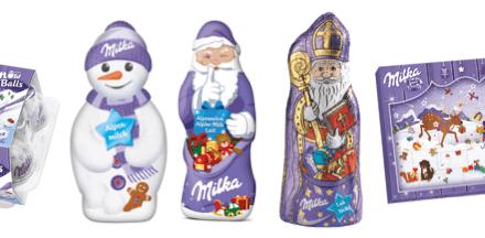 Milka lance les festivités…