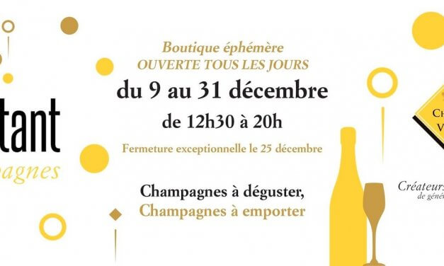 L'Instant Champagnes