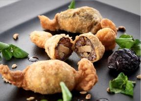 Bonbons de Pruneaux d'Agen et foie gras